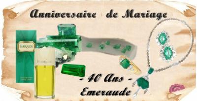 40 ans de bonheur discussions gnrales - Noce De Mariage 40 Ans