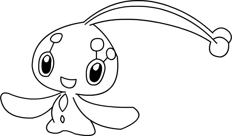 Coloriage pokemon page 4 - Dessin pokemon facile ...